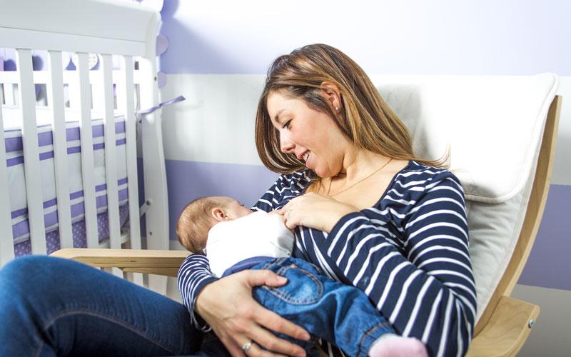 Verstopt Melkkanaal En Borstontsteking Fysiotherapie Quickfit