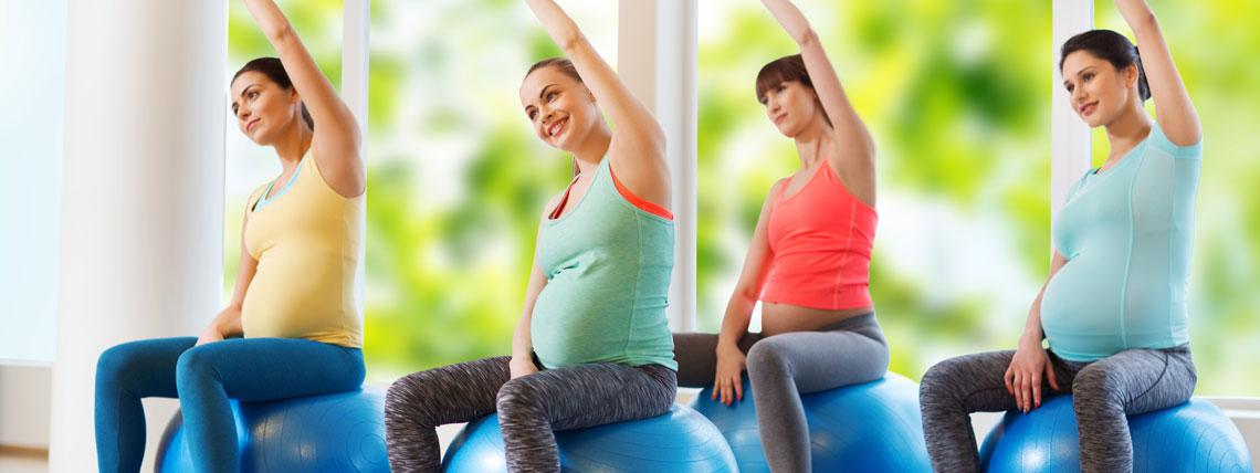 fitness zwangerschap